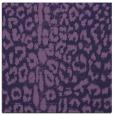 rug #730601 | square purple rug