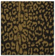 rug #730621 | square black animal rug