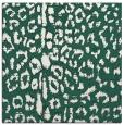 rug #730637 | square green animal rug