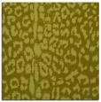rug #730825 | square light-green rug