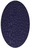 rug #730943   oval animal rug