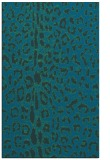 rug #731289    blue animal rug