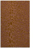 rug #731353 |  brown animal rug