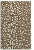 rug #731361 |  beige animal rug