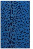 rug #731377 |  blue animal rug