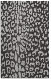 rug #731409 |  orange animal rug