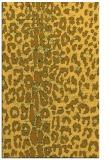 rug #731513 |  yellow rug