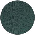 rug #731691   round animal rug