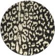 rug #731869 | round animal rug