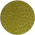 rug #731884   round animal rug