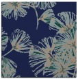 rug #732297 | square blue graphic rug
