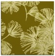 rug #732585 | square light-green graphic rug