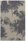 rug #733149 |  purple graphic rug