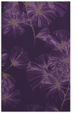 rug #733201 |  purple natural rug