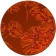 rug #733567 | round natural rug