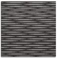 rug #737745 | square orange natural rug
