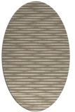 rug #737900 | oval natural rug
