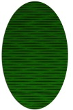 rug #737965 | oval stripes rug
