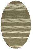 rug #738207 | oval stripes rug