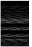 rug #738257    black stripes rug
