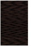 rug #738265    brown stripes rug