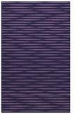 rug #738345 |  blue-violet rug
