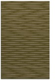 rug #738369 |  brown stripes rug