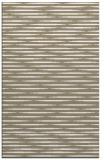 rug #738389 |  white stripes rug