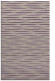 rug #738429 |  purple stripes rug