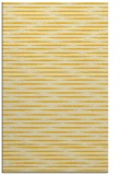 rug #738537 |  yellow natural rug