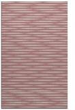 rug #738589    pink stripes rug