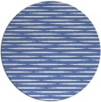 rug #738641 | round blue natural rug