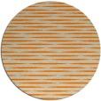 rug #738917 | round beige natural rug