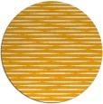 rug #738937 | round light-orange natural rug