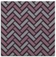 rug #739541   square purple retro rug