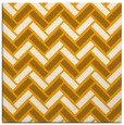 rug #739641 | square light-orange rug