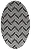 rug #739701 | oval rug