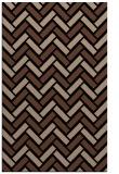 rug #740025    brown rug