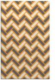 rug #740357 |  white retro rug