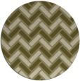 rug #740694 | round retro rug