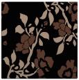 rug #741081   square brown natural rug