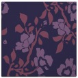 rug #741161   square purple natural rug