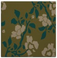 rug #741185 | square mid-brown natural rug
