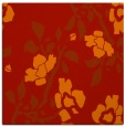rug #741309 | square red natural rug