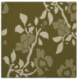 rug #741397   square light-green natural rug