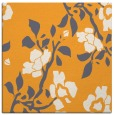 rug #741413 | square light-orange natural rug