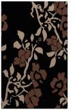 rug #741785    black natural rug