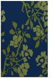 rug #741805 |  blue natural rug