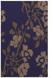 rug #741877    blue-violet natural rug