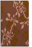 rug #741913 |  brown natural rug